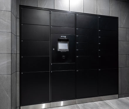 Home Delivery Locker